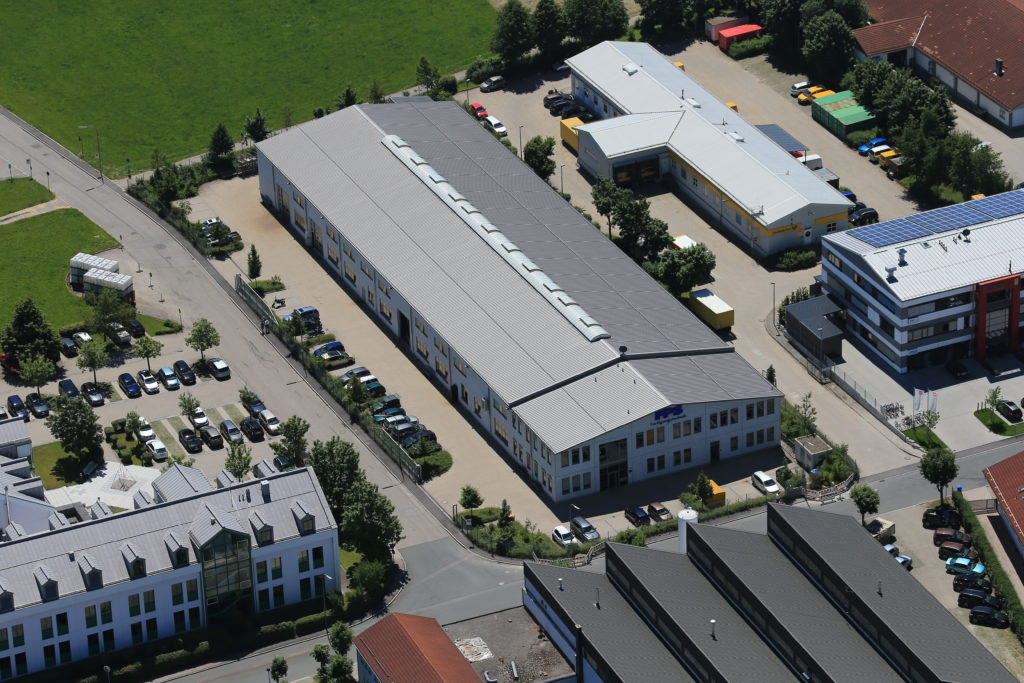 FPS Gebäude Holzkirchen
