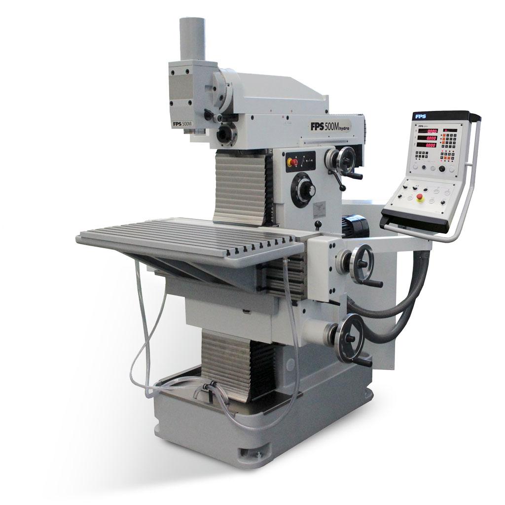 FPS 500Mhydro Universal-Fräs- und Bohrmaschine