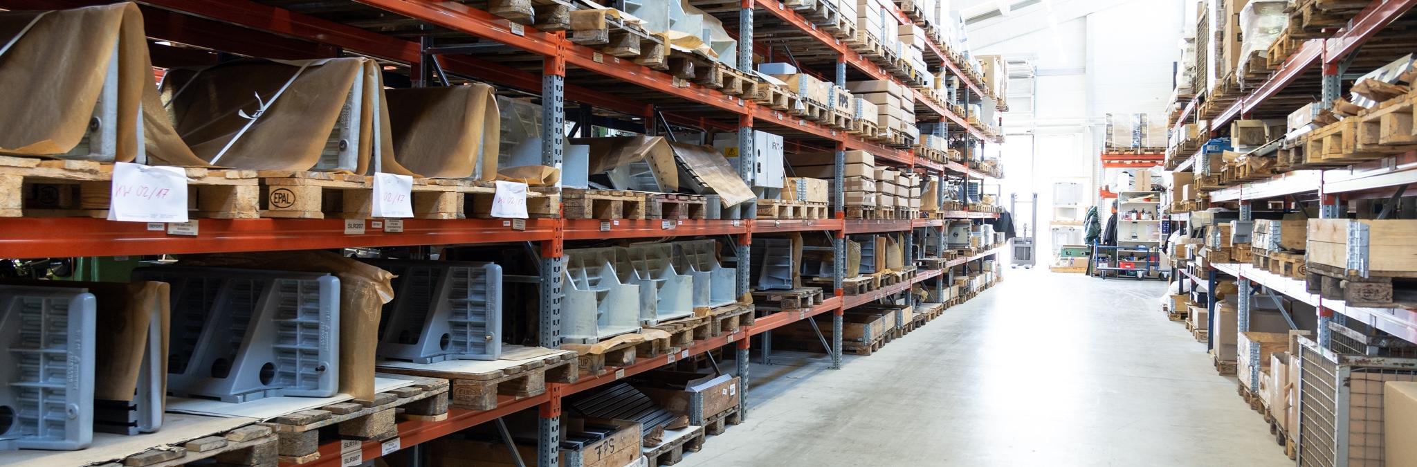 FPS Werkzeugmaschinen Ersatzteile